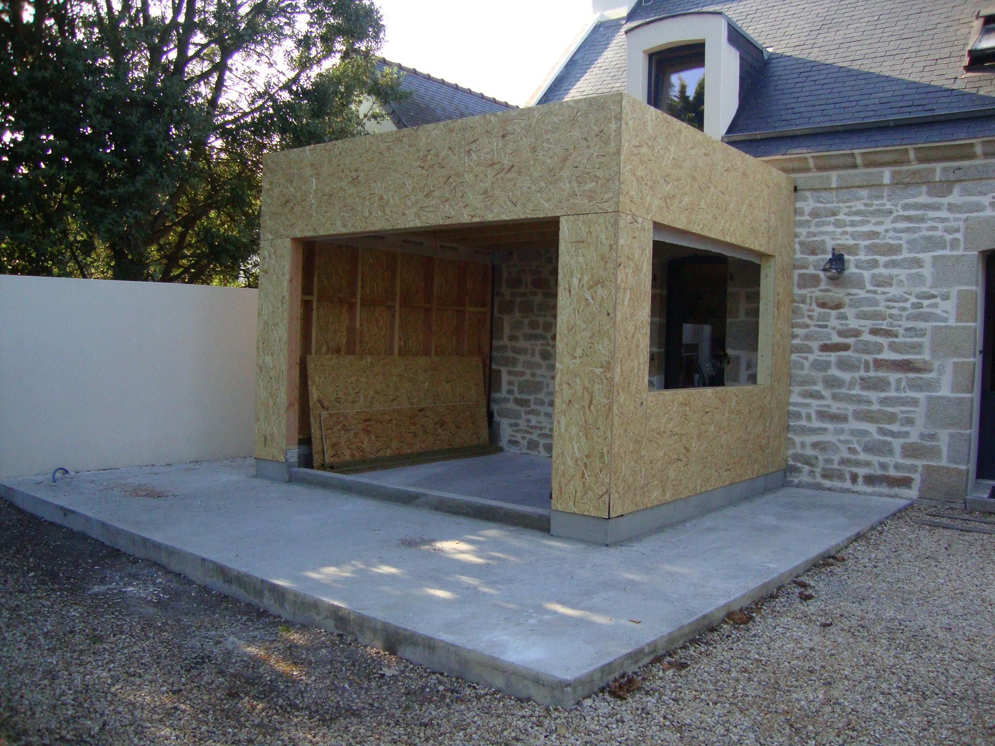menuiserie ossature et terrasse bois asm cr ation. Black Bedroom Furniture Sets. Home Design Ideas